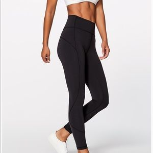 BRAND NEW LULULEMON IN THE MOVEMENT TIGHT